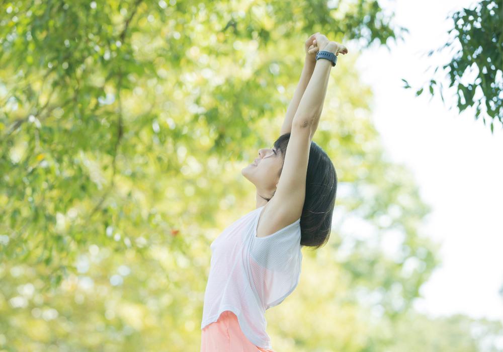 スポーツの秋▪体力向上プログラムを開催いたしました・画像